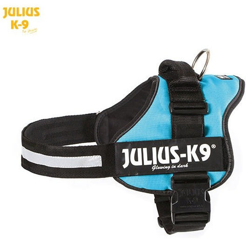 JULIUS K9 Original Powerharness Aquamarine