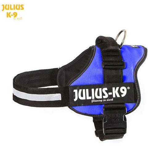 JULIUS K9 Original Powerharness Blue