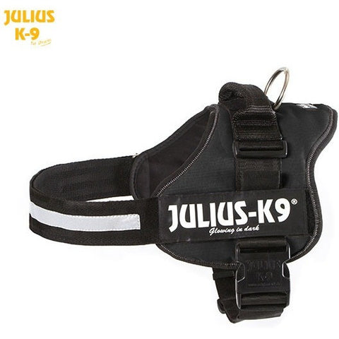 JULIUS K9 Original Powerharness Black DISCONTINUED