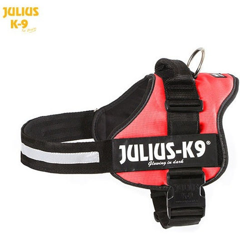 JULIUS K9 Original Powerharness Red DISCONTINUED