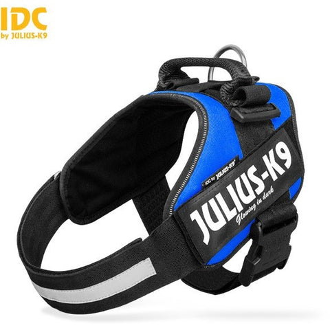 JULIUS K9 IDC Powerharness Blue