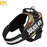 JULIUS K9 IDC Powerharness Woodland DISCONTINUED