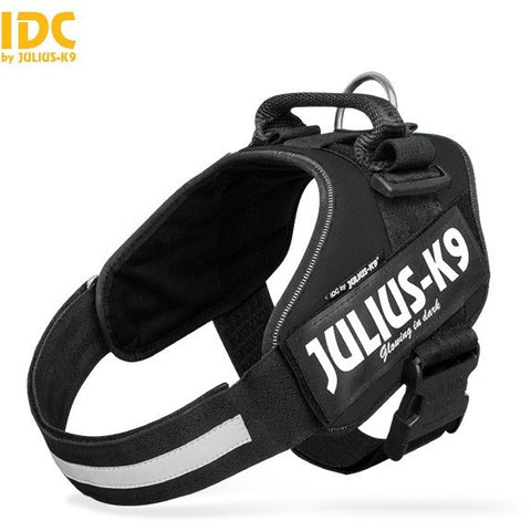 JULIUS K9 IDC Powerharness Black