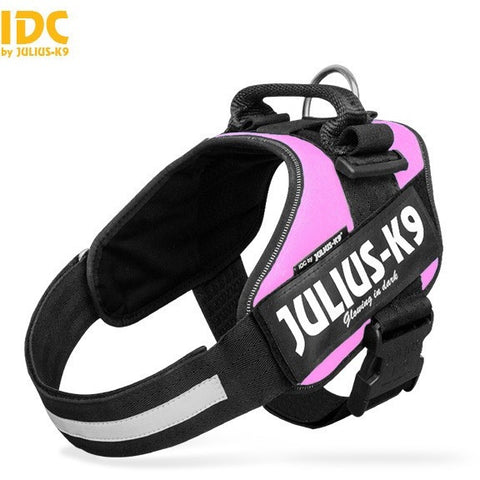 JULIUS K9 IDC Powerharness Pink