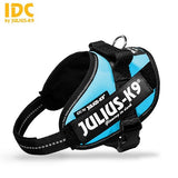 JULIUS K9 IDC Powerharness Aquamarine