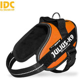 JULIUS K9 IDC Powerharness Orange DISCONTINUED