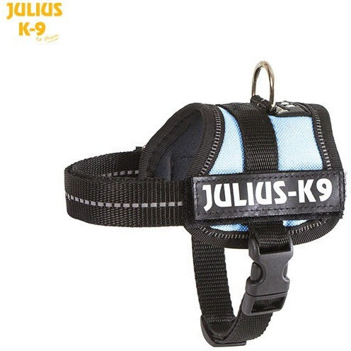 JULIUS K9 Original Powerharness Sky Blue DISCONTNUED