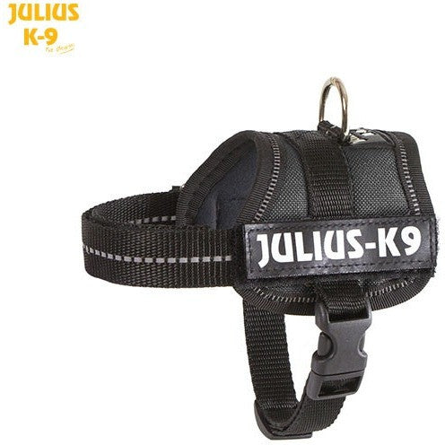 JULIUS K9 Original Powerharness Black