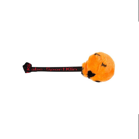 KLIN Puppy Ball with Strap, Plush