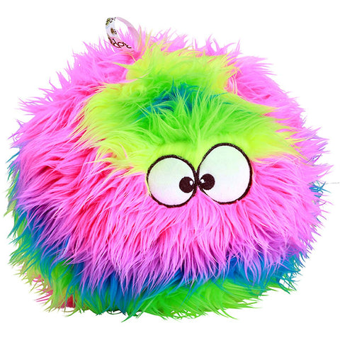 Godog Furballz With Chew Guard - Rainbow