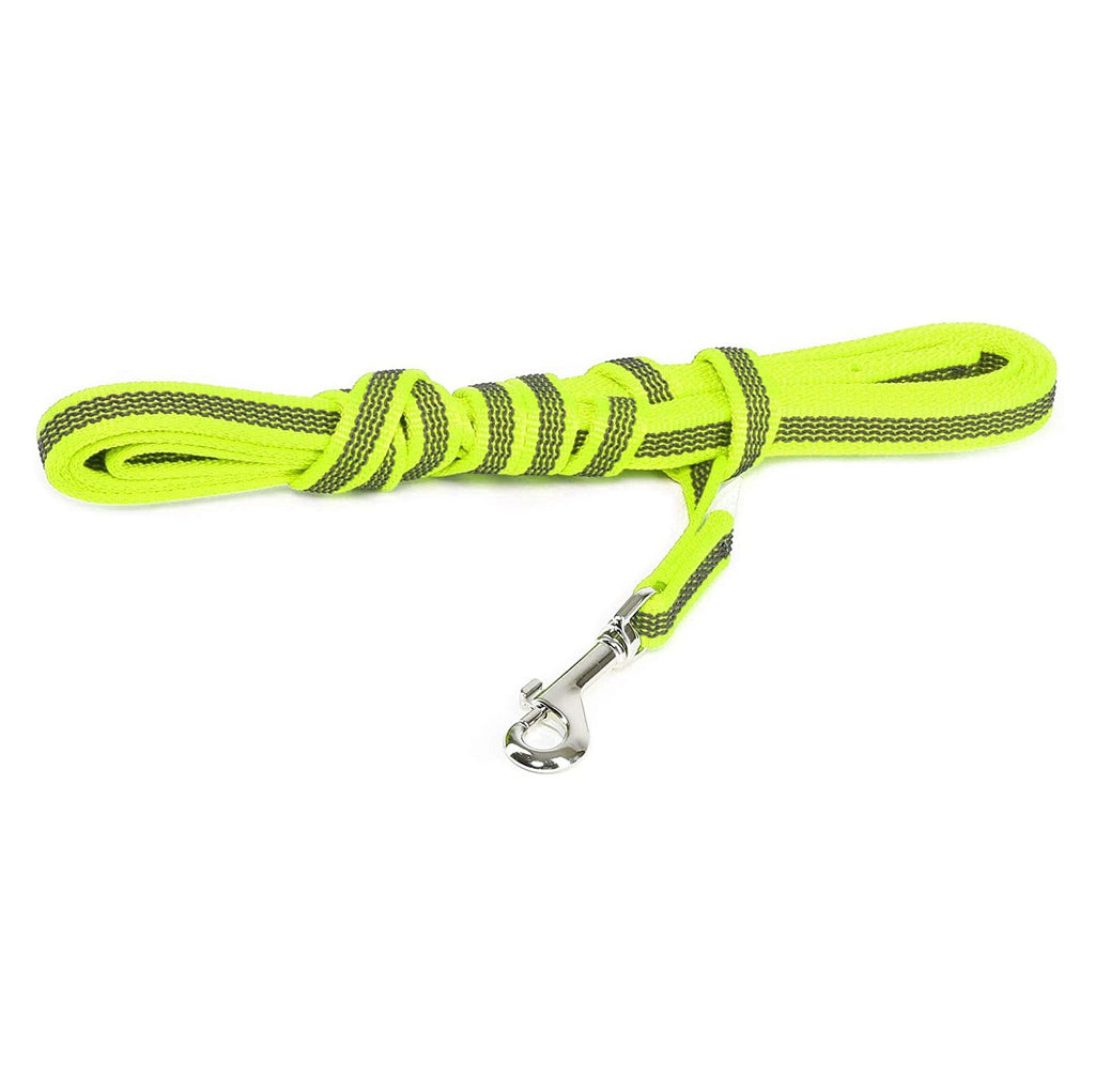 JULIUS K9 Anti-Slip Gripper Tracking Leash neon-yellow without handle