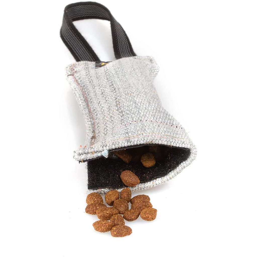 JULIUS K9 Fillable Food Tug French Linen