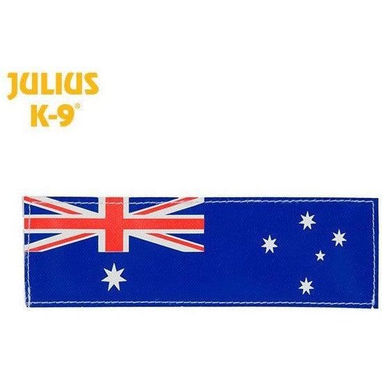 JULIUS K9 Velcro Flag Patch SMALL