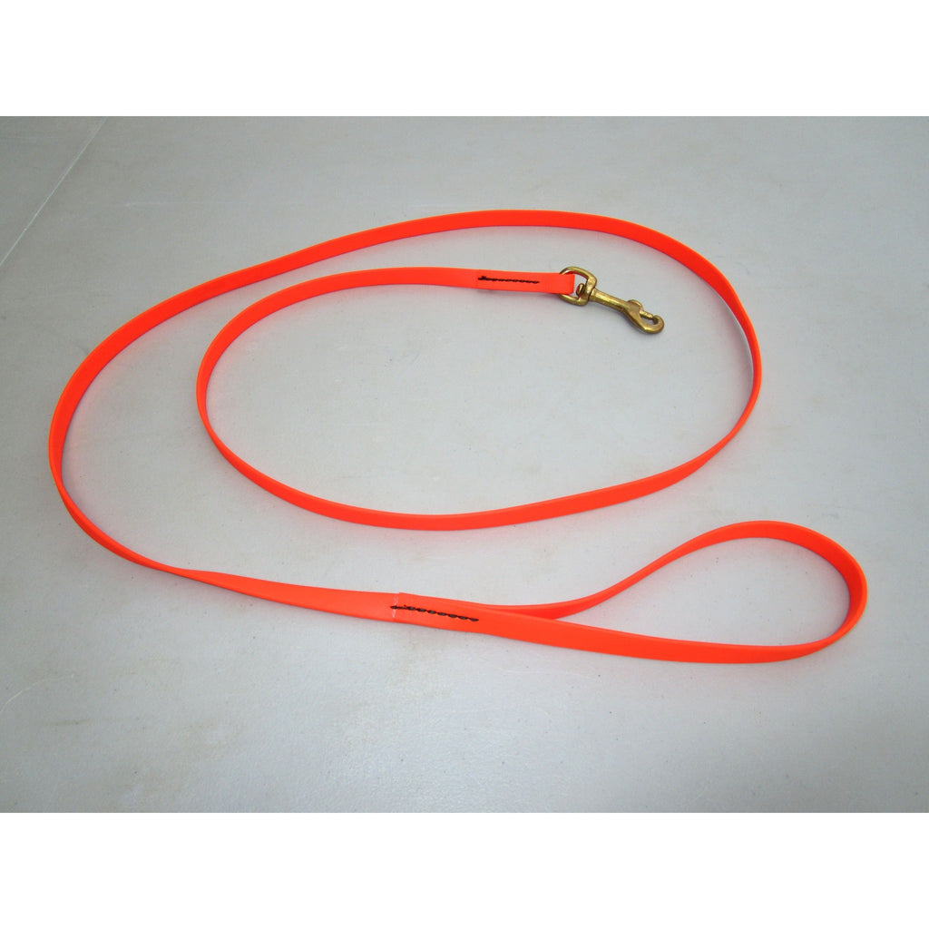 Biothane Leash, 4 ft. (1.20m) Various Colors
