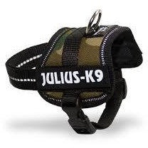 JULIUS K9 Original Powerharness Camouflage