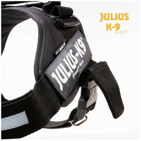 JULIUS K9 IDC Powerharness POLICE EDITION