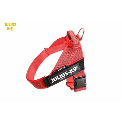 JULIUS K9 IDC Belt Harness Red - NEW GENERATION