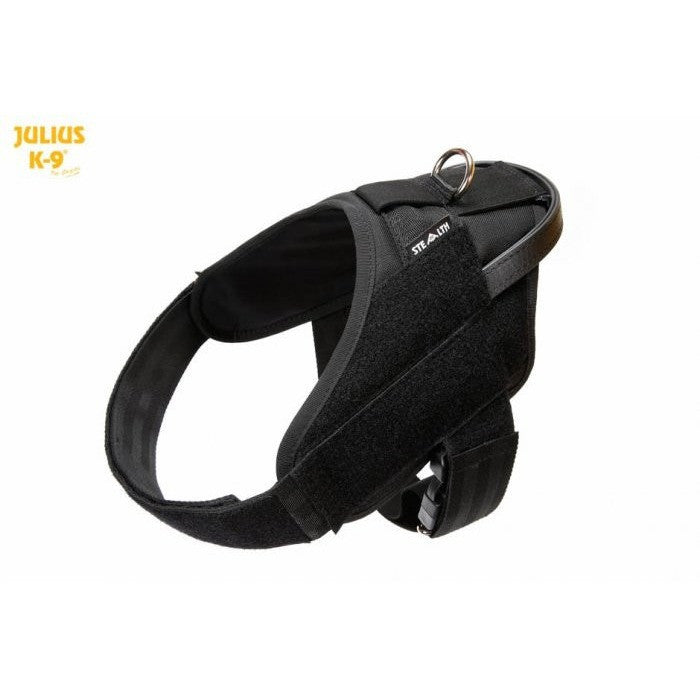 JULIUS K9 IDC STEALTH Tactical Harness POLICE MILITARY PROTECTION