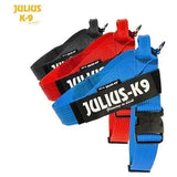 JULIUS K9 IDC Belt Harness Blue - DISCONTINUED MODEL