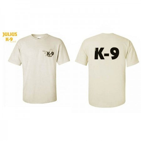 JULIUS K9 K-9 UNITS T-Shirt beige