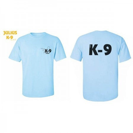 JULIUS K9 K-9 UNITS T-Shirt light blue