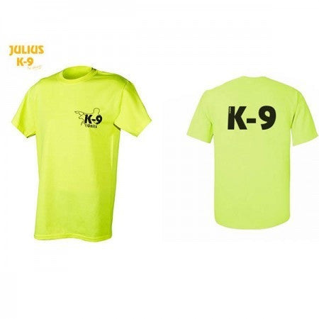 JULIUS K9 K-9 UNITS T-Shirt neon yellow