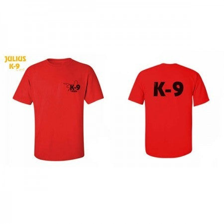 JULIUS K9 K-9 UNITS T-Shirt red
