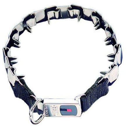 Sprenger Neck Tech Collar Stainless Steel with Buckle