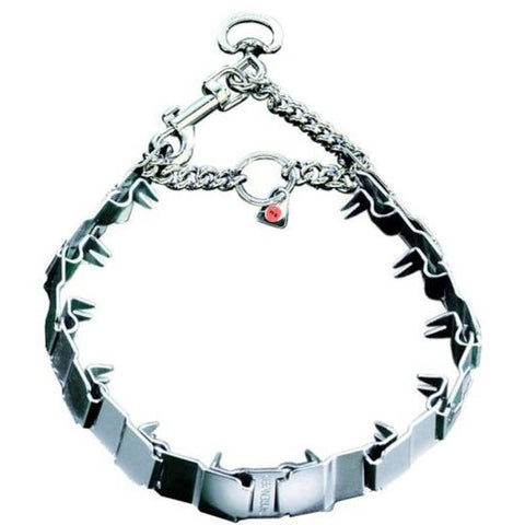 Sprenger Neck Tech Collar Stainless Steel with Chain
