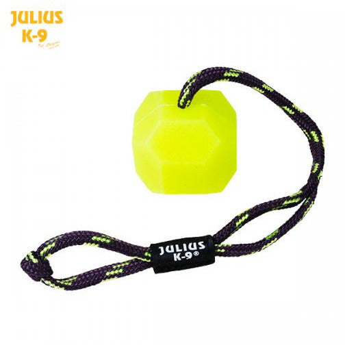 JULIUS K9 Neon Yellow Fluorescent IDC Ball, medium hard