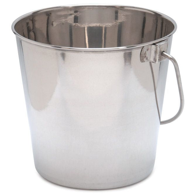 Stainless Steel Pail with handle