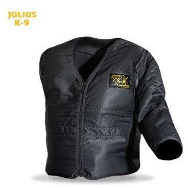 Julius K9 Scratch Jacket Protection Jacket Black