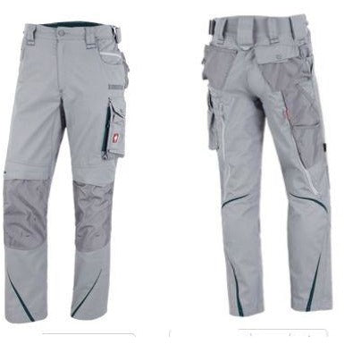 Work Pants for Dog Handlers (Men) Platinum/Seablue