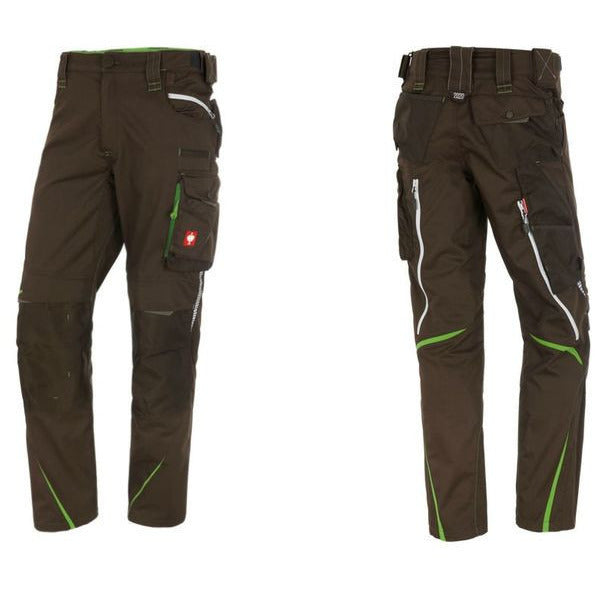 Work Pants for Dog Handlers (Men) Chestnut/Green