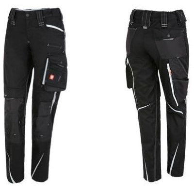 Work Pants for Dog Handlers (Women) Black/Platinum