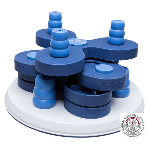 Dog Activity Game FLOWER TOWER