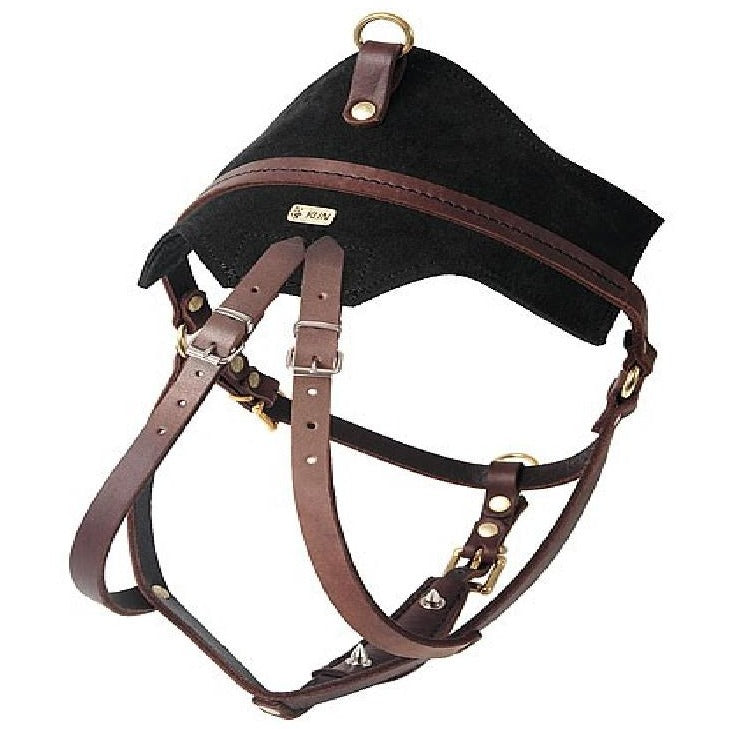 KLIN Leather Tracking Harness Dr. Raiser