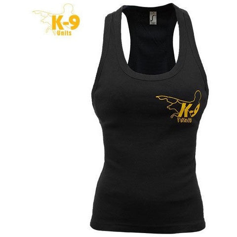 JULIUS K9 K-9 UNITS Sleeveless Shirt for Women black