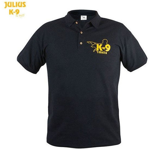JULIUS K9 K-9 UNITS Polo Shirt black