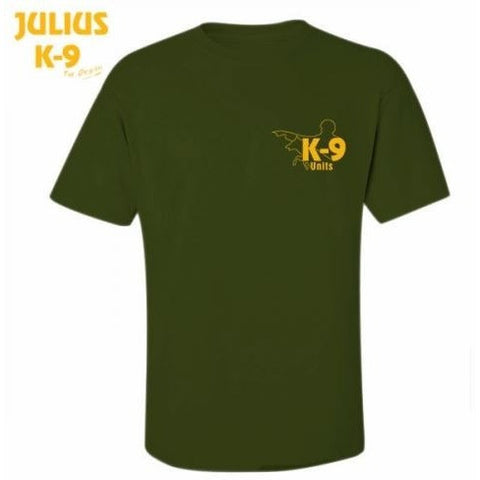 JULIUS K9 K-9 UNITS T-Shirt olive