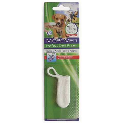 Original Micromed Dog Finger Tooth Cleaning