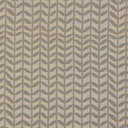 Fabric Alexander Henry Fabrics Prairie House by Alexander Henry - Hickox in Grey