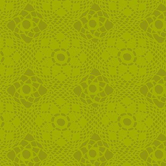 Fabric Andover Sun Print 2021 by Alison Glass - Crochet in Lawn