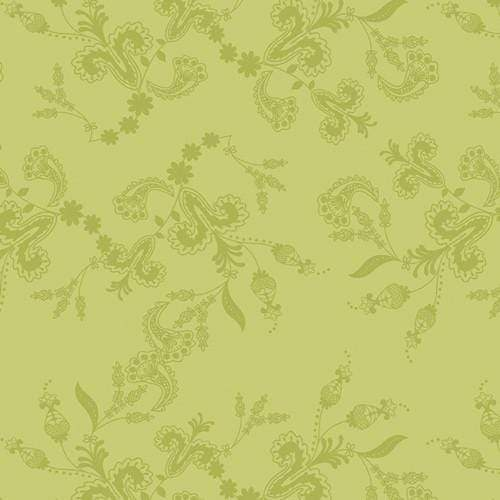 Fabric Art Gallery Fabrics LillyBelle by Bari J - Belle Vines Oasis