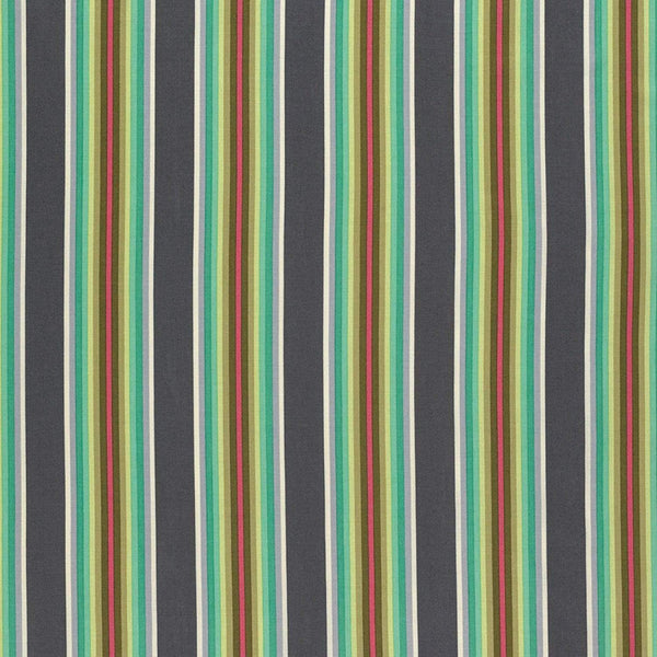 Fabric Free Spirit Chipper by Tula Pink - Tick Tock Stripe in Mint