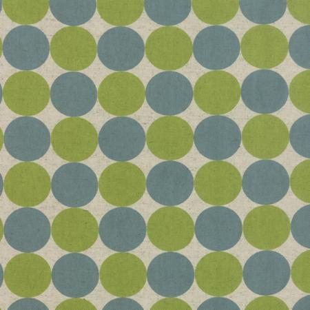Fabric Moda Neco Linen by Momo - Big Dots in Sky
