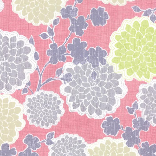 Fabric Moda True Luck by Stephanie Ryan - Loving Blossoms in Coral