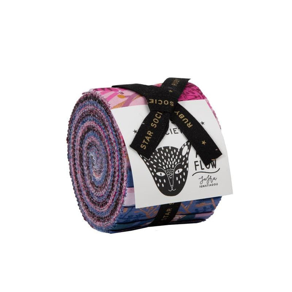 Precuts Moda Air Flow by Sasha Ignatiadou - Junior Jelly Roll