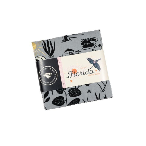 Precuts Moda Florida by Sarah Watts - Charm Pack