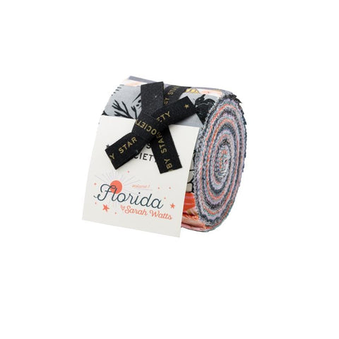 Precuts Moda Florida by Sarah Watts - Junior Jelly Roll